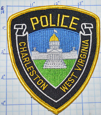 West Virginia, Charleston Police Dept Patch