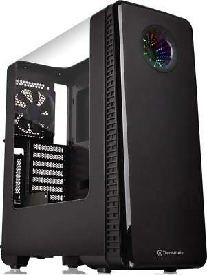 Thermaltake View Series 28 RGB Gull-Wing Window ATX Mid Tower Gaming PC Case
