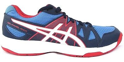 Womens Ladies asics Gel Padel Max 2 shoes trainers Size Racket Racquet sports