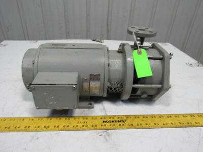 "ES Worthington KS5.5 2Hp 3450RPM 440V 3Ph 7/8""x7/8"" Centrifugal Coolant Pump"