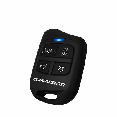 New! Compustar CS920-S 1-Way 1000-ft Auto Remote Car Start and Keyless Entry Kit