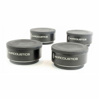 IsoAcoustics ISO-Puck (Set of 2) - Scalable Isolation For Speakers, Subs and Amp