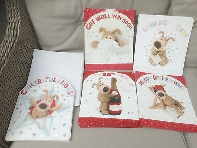 Joblot Lot Bundle x 29 BOOFLE EXTRA LARGE GREETINGS CARDS FREEPOST