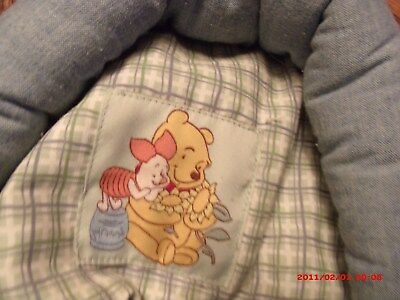 Infant Winnie The Pooh Carseat Head Support Free Ship
