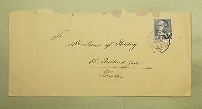 1939 Netherlands To Stella Isaacs Marchioness Of Reading England