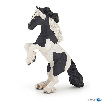 NEW PAPO 51549 Reared Up Cob Horse