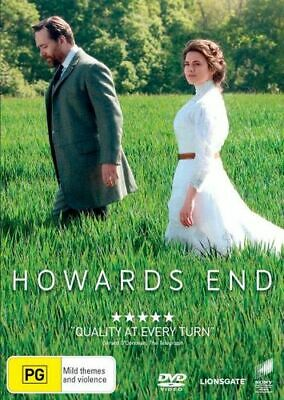 NEW Howards End (2017) DVD Free Shipping