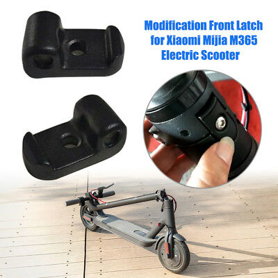 1PC KICK SCOOTER Modification Lock Front Latch for Xiaomi Mijia M365  Scooter DIY