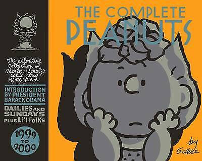 The Complete Peanuts 1999-2000: Volume 25, Schulz, Charles M., New