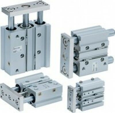 SMC MGPL16-125 Guided Cylinder