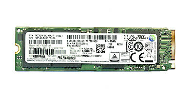 512GB Lenovo M.2 SSD PCIe 3.0 x4 NVMe F// Thinkpad 00UP471 2280 Solid State Drive