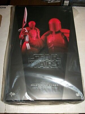 Hot Toys Star Wars PRAETORIAN GUARD w/ Heavy Blade 1/6 Scale Figure MMS453 NEW