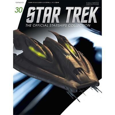 Star Trek Starships Figurine Collection Magazin + Modell 30: Nausicaan Fighter