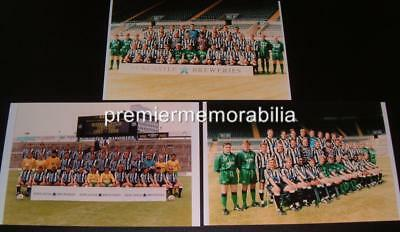 Newcastle United Fc Kevin Keegan Peter Beardsley Andy Cole Barry Venison Photos
