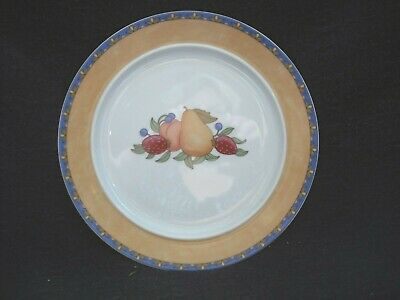 Dansk FIANCE FRUITS - Bread and Butter Plate