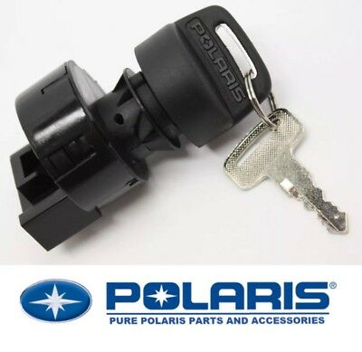 NEW GENUINE POLARIS RZR 900 XP IGNITION SWITCH W// 2 KEYS O.E.M.