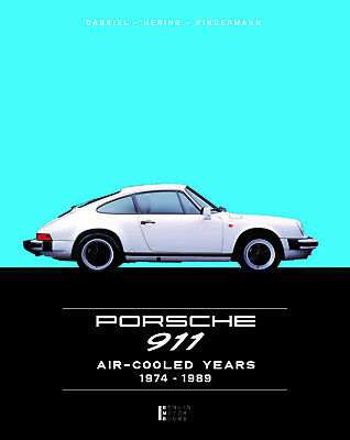 Porsche 911 G-Modell 1974-89 (air-cooled luftgekühlt) Buch book Limited Edition