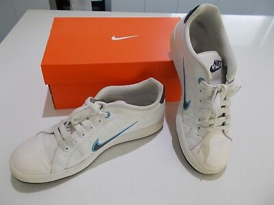 f5c326f87d2f3c Womens Nike Court Tradition 2 Shoe - Uk Size 8 - Worn Once - Great Condition