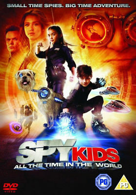 SPY KIDS 4 - All the Time in the World 3D DVD NOUVEAU DVD (edv9715)