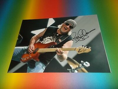 Roger Glover Deep Purple signed signiert autograph Autogramm 20x28 Foto in pers.