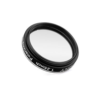 "HOT SVBONY 1.25"" Linear Polarizer Filter Anodized Aluminum Glass Lunar Observing"
