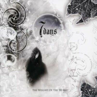 7 Days - Weight of the World [New CD] Holland - Import