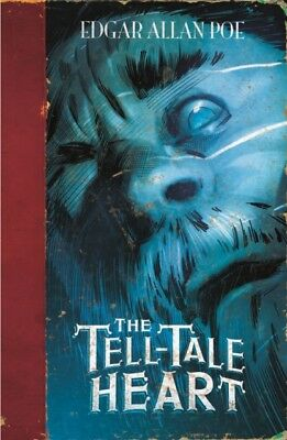 The Tell-tale Heart (Edgar Allan Poe Graphic Novels) (Paperback),...