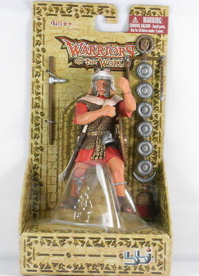 BBI Warriors of the World Roman Legion Signifer 1/18 Figure