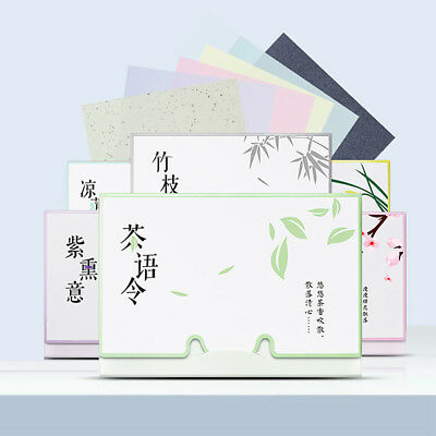 100pcs/pack Comfortable Facial Skin Green Tea Oil Control Sheets Blotting Paper