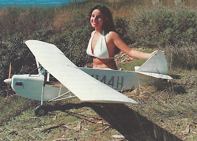 Instructions 77ws Giant 1//4 Scale Steen Skybolt Plans,Templates