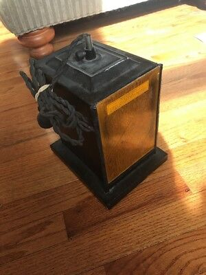 ESTATE FIND: Wratten Safelight Series 0A Vintage Photograph Equipment? SEE PHOTO