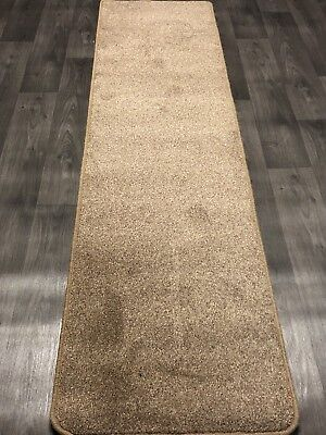 CARPET HALLWAY OR STAIR RUNNERS 2 FOOT WIDE LATTE BEIGE ANY LENGTH any width