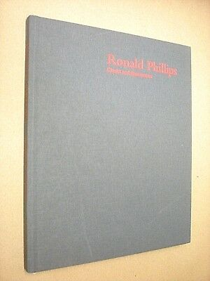 RONALD PHILLIPS CLOCKS & BAROMETERS. HARDBACK ILLUSTRATED CATALOGUE circa 2000