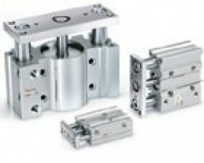 SMC MGPM63TF-125Z Compact Guide Cylinder