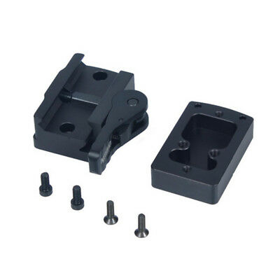 Tactical For Docter Mini Red Dot Sight Mount With QD Auto Lock fit 20mm Rail