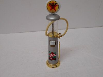 """Gearbox Texaco Sky Chief Wayne 1920's Gas Pump 1:25 Scale 8"""" Tall Used G Scale"""