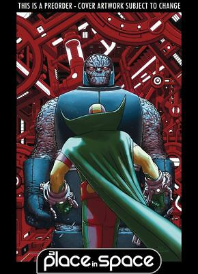 (Wk37) Mister Miracle, Vol. 4 #11A - Preorder 12Th Sep