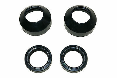 Suzuki GN250 front fork seals & dust seals (1985-1999) fast despatch