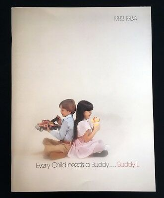 Buddy L 1983-1984 Dealer Toy Catalog - Rare!