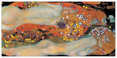 ArtPlaza AS10068 Pannello Decorativo Wasserschlangen- Klimt Legno Multicolore 10