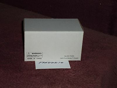 MOTOR MINT 1925 FORD NEW IN BOX 1/32 STANDARD SCALE VERY NICE DETAILs