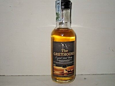 miniature mignon whisky GREYHOUND
