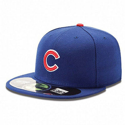 Chicago Cubs Officially Licenced 59FIFTY MLB New Era Fitted Cap