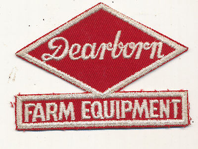 Dearborn Farm Equipment patch tractor assessories Ford 1940s 1950s