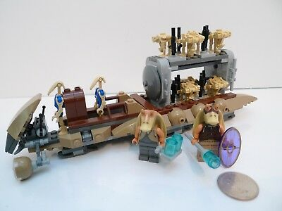 Lego Star Wars 7929 Battle Of Naboo Droid Carrier Only 100