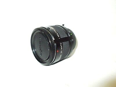VIVITAR MC 70-150mm 2x Matched Multiplier / Converter Lens, Minolta M/MD