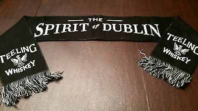 TEELING  Whiskey Scarf NEW