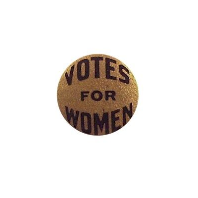 "CafePress - Votes For Women - 1"" Round Mini Button"