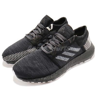 734fe337c3220 adidas PureBOOST GO LTD Black White Carbon Men Running Shoes Sneakers BB7804