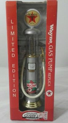 1999 Gearbox Collectible Limited Edition Texaco Sky Chief Wayne Gas Pump new